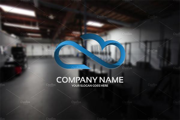 Logo Design of Cloud Company