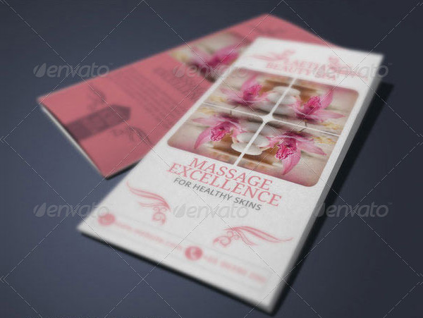 Luxury Spa Brochure Collection