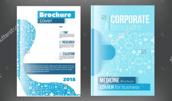 Corporate Medical Brochure Design