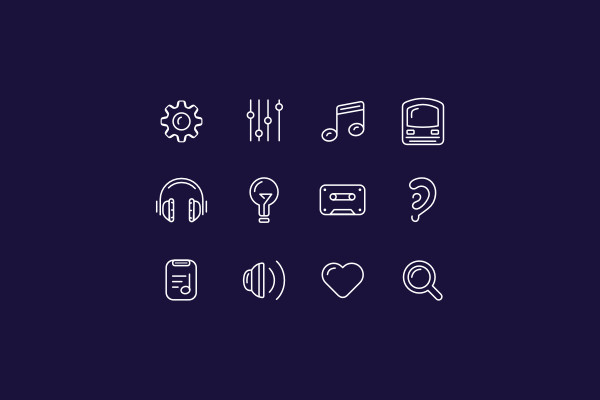 Metro Radio App Icon