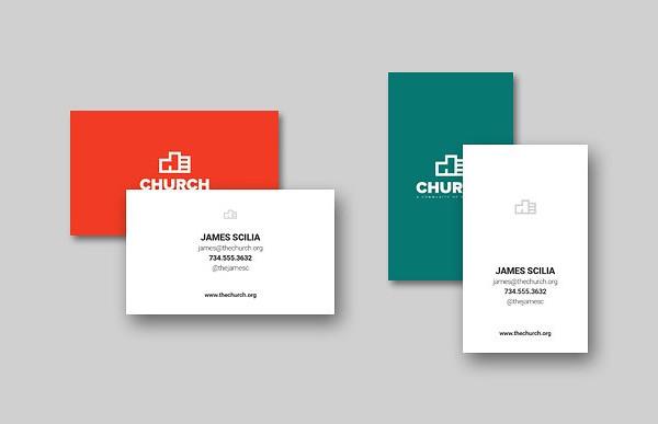 25 church business card templates free premium download modern church business cards colourmoves