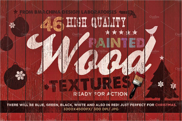 High Quality Painted Wood Textures
