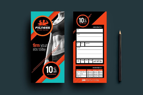 Perfect Fitness Templates Pack