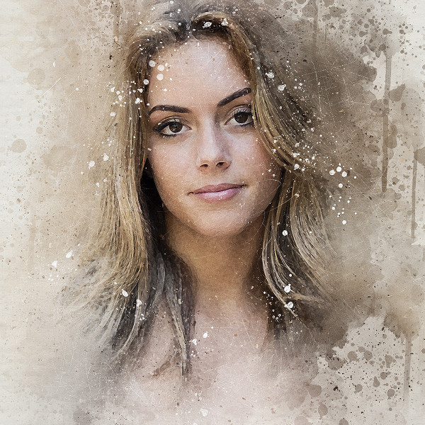 Perfectum Watercolor Photoshop Action