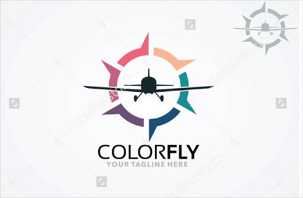 Travel Agencies Logo Design Vector