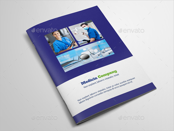 Popular Medical Brochure Templates Bundle