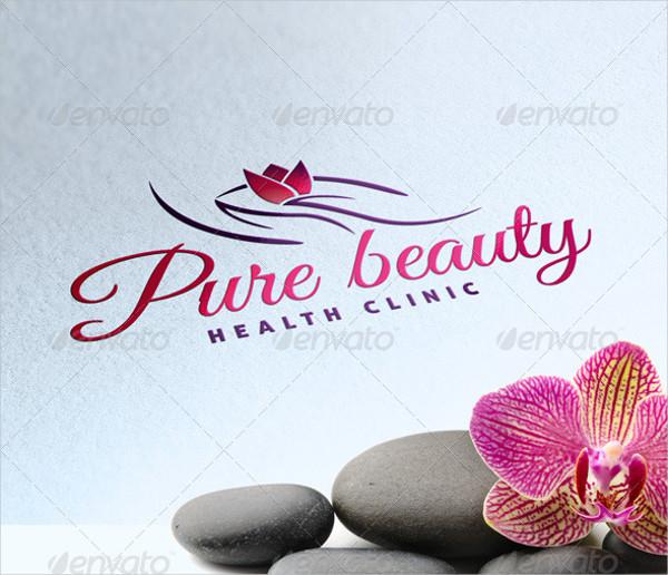 Pure Beauty Clinic Logo