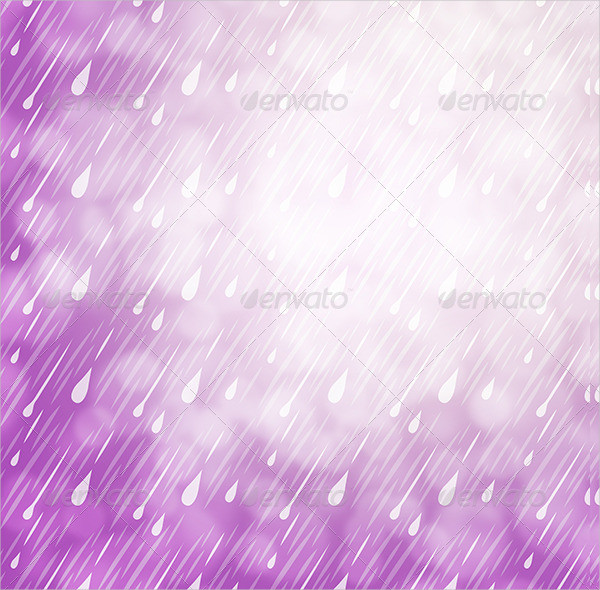 Purple Rain Background