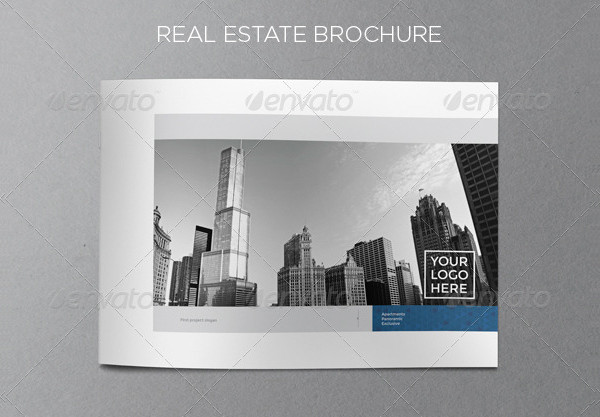 indesign real estate brochure template - Settlement Brochure Template