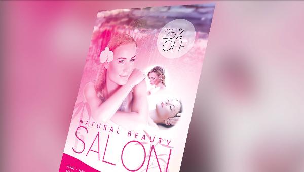 Salon Flyer