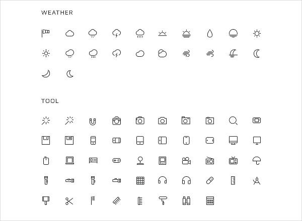Scalable Vector Icon