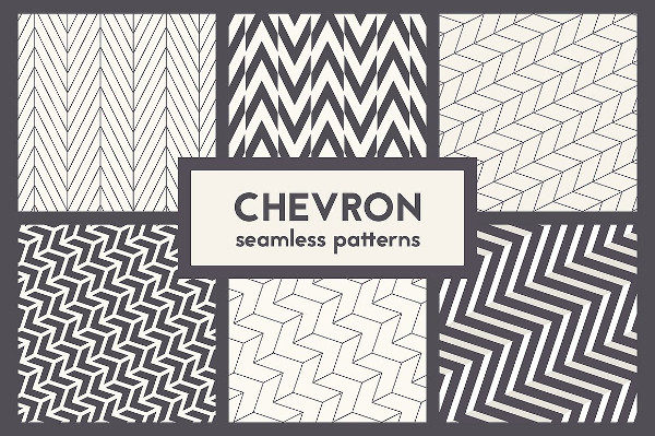 Simple Chevron Patterns