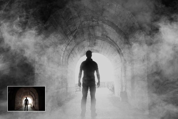 Smoke & Fog Brushes for Photograph