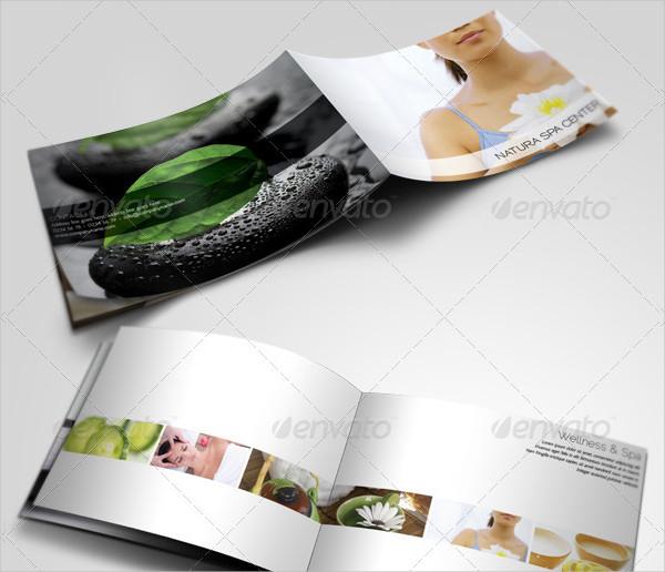 Best Spa Center Brochure Template