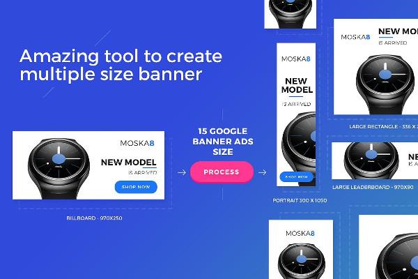 Amazing Web Banner Generator
