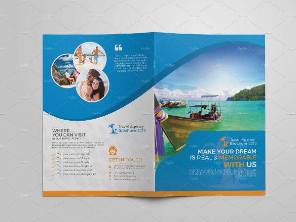 25 Travel Brochure Templates Free Premium Download
