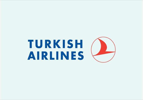 Turkish Airline Logo Template Free