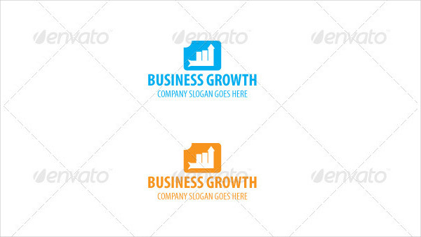 Vector Logo for Business Growth