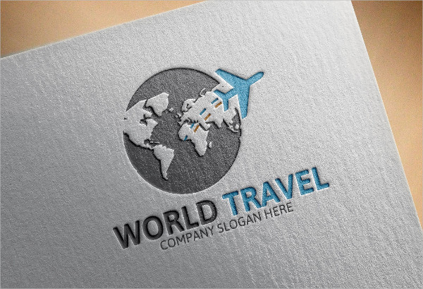 World Travel Logos Version