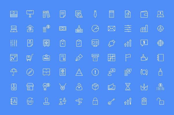 150 Amazing Finance & Business Icons