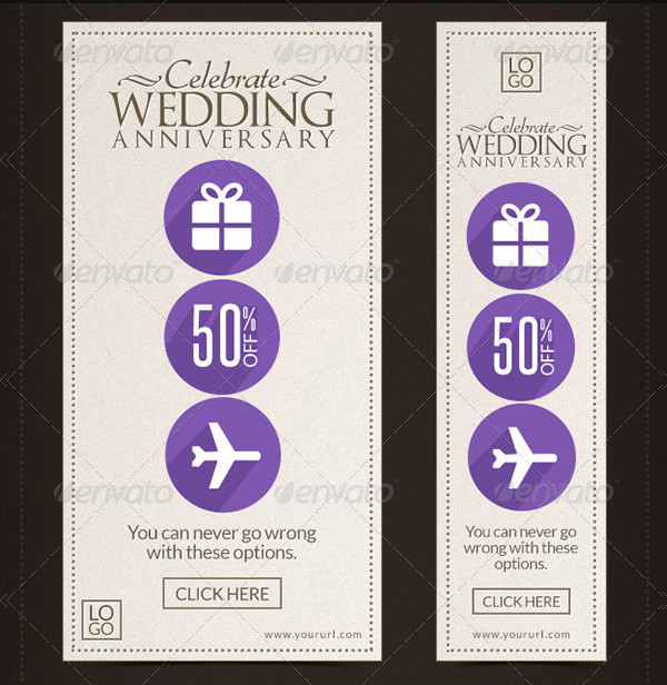21 Awesome Wedding Banners