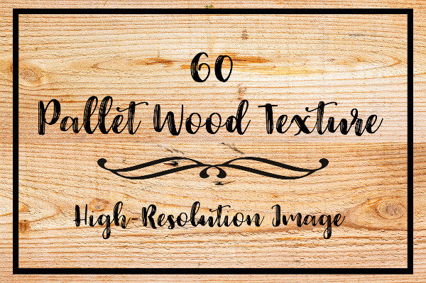 60 Pallet Wood Texture Background