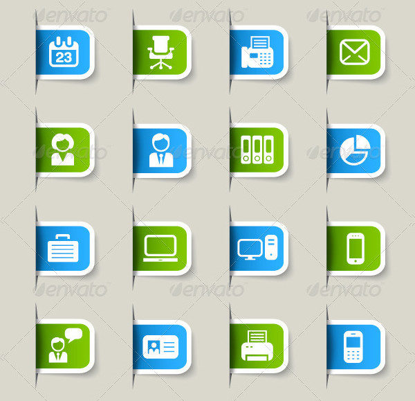 80 Finance Vector Icons
