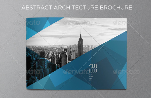 Abstract Architecture Brochure Template