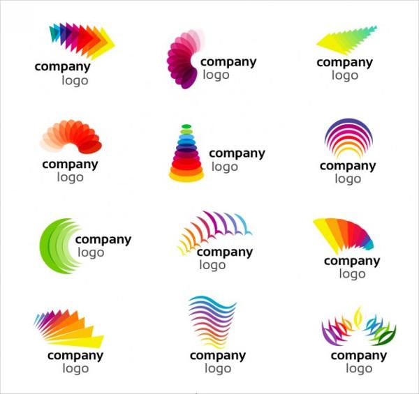 Rainbow Logos Designs Free Download