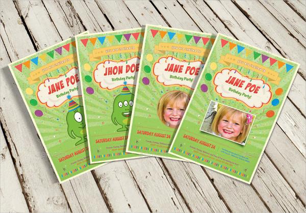 Amazing Kids Birthday Party Bundle