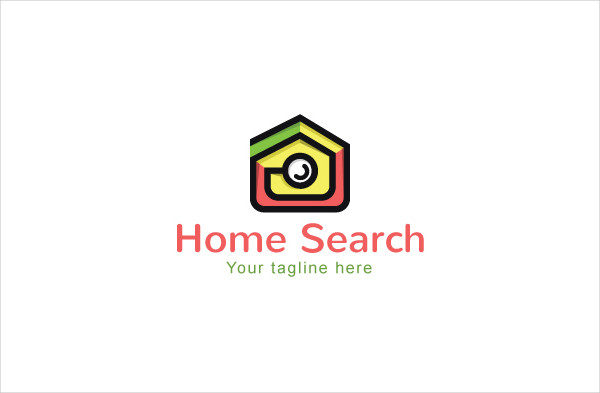 Amazing Real Estate Logo Template