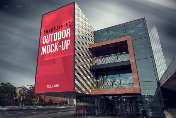 Animated Advertising Mock-Ups