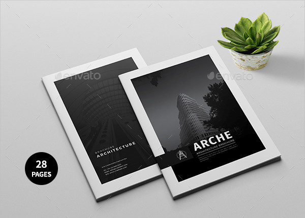 Architecture Business Brochure Template