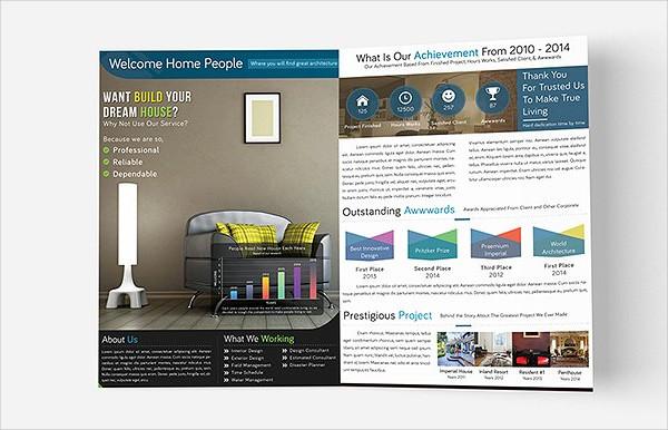 Perfect Architecture Studio Brochure Template