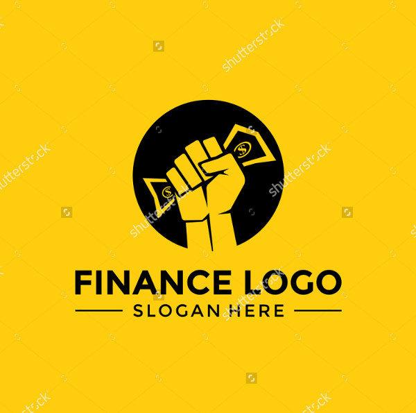 Finance Company Logo Vector