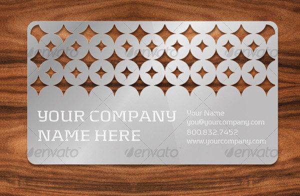 Custom Die Cut Business Card Printing