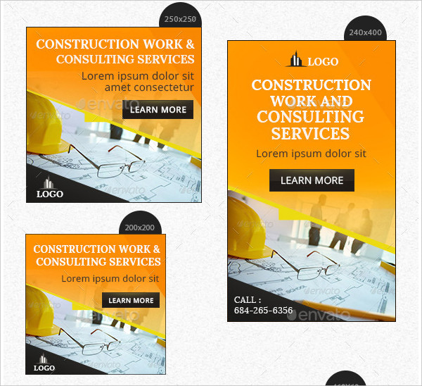 Awesome Quality Construction Banners
