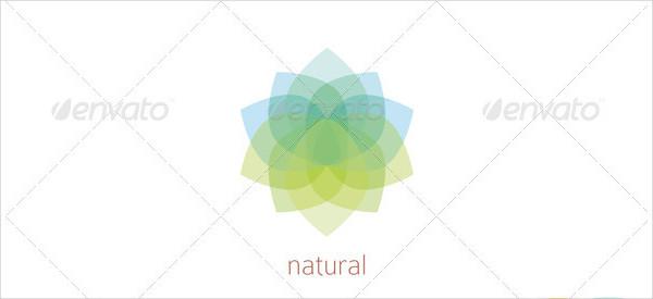 Bio Natural Logo Template