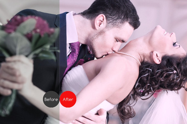 Professional Photoshop Wedding Actions