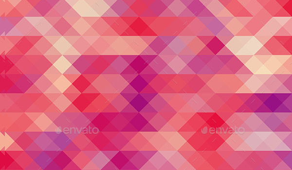Bright Mosaic Backgrounds