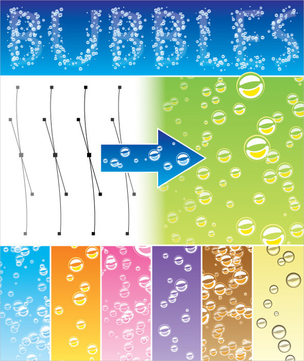 Bubbles Scatter Brushes