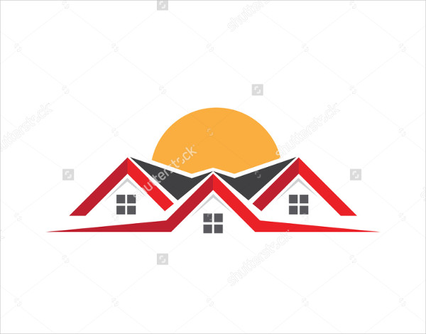 Clean Construction Business Logo Design