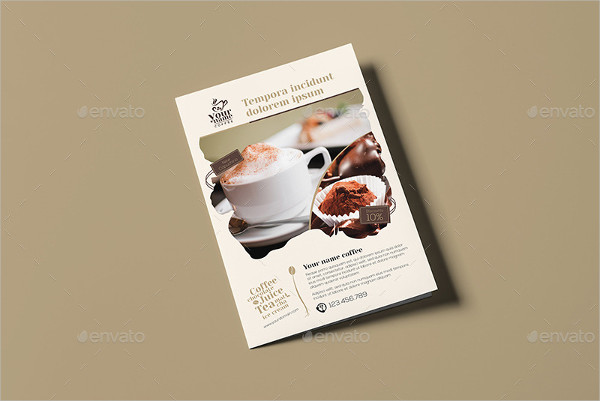 Perfect Coffee Menu Template
