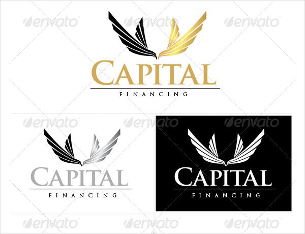 Capital Financial Logo Template