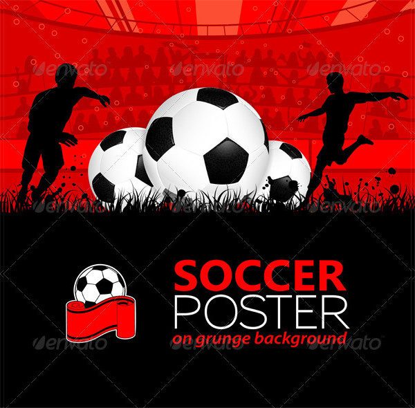 29  soccer poster templates