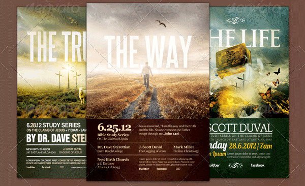 Best Church Marketing Flyers Bundle