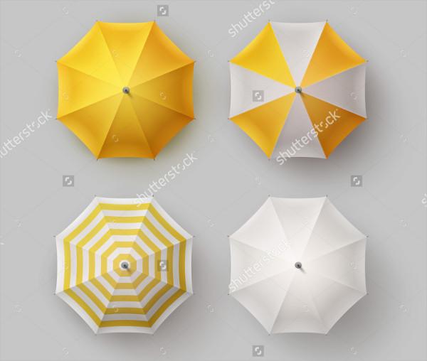 Classic Umbrella Mock-Ups