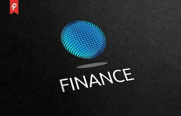 Modern Finance Logo Template