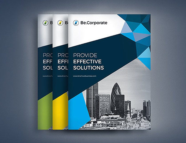 Corporate Letter Brochures