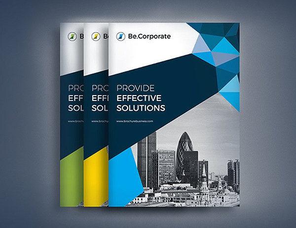 Corporate Letter Brochures